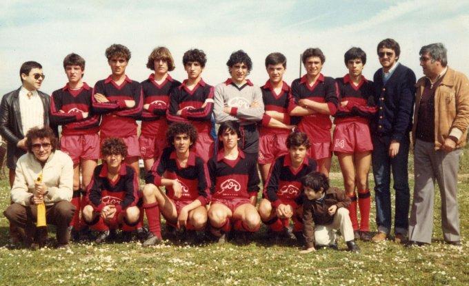 Acli Gior Calcio · Oristano anni settanta