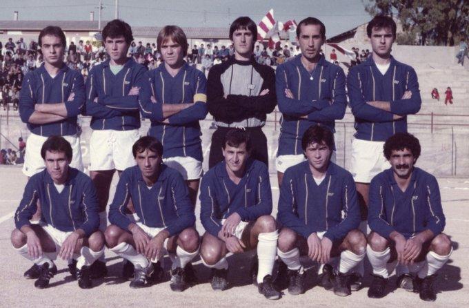 Ales Calcio 1984/85