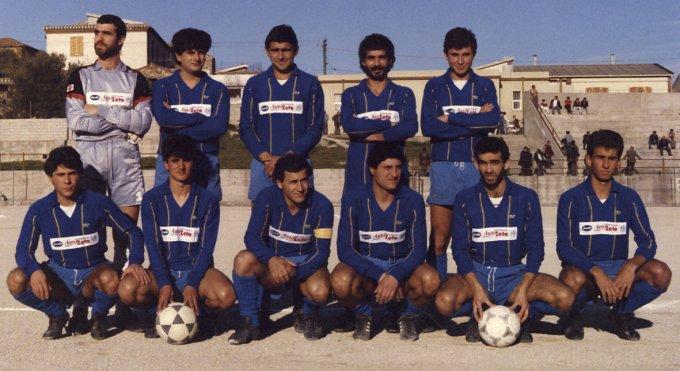 Ales Calcio 1985/86