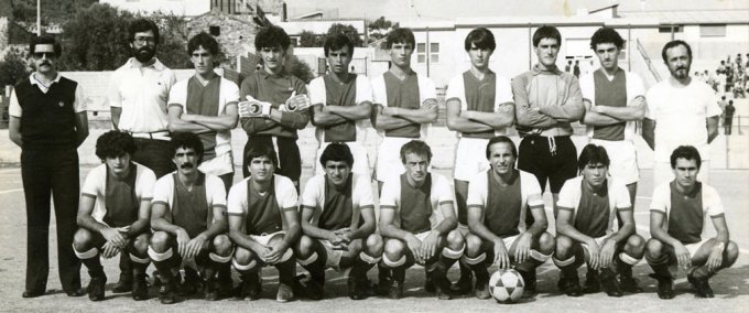 Ales Calcio 1983/84