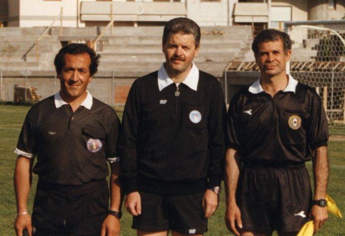 Arbitri di Calcio · anni novanta
