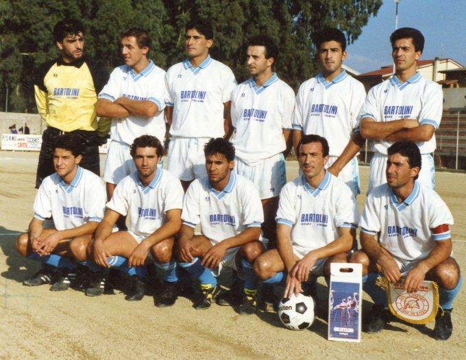 Ariete Solanas 1988/89