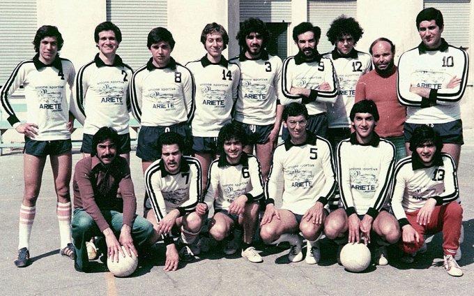 Ariete Pallavolo - Oristano 1977