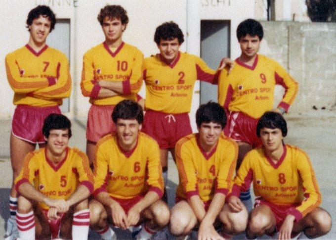 Ariete Pallavolo · Oristano 1982