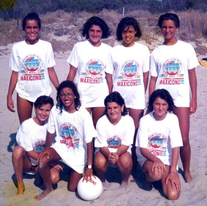 Giovani Speranze anni novanta