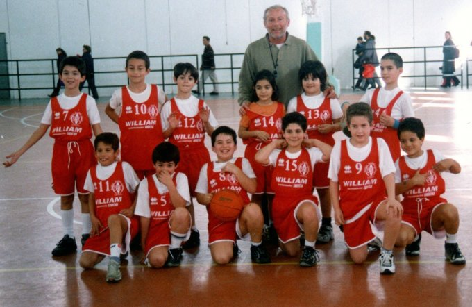 Bellini Basket Club 2001