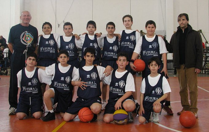 BELLINI Basket 2003
