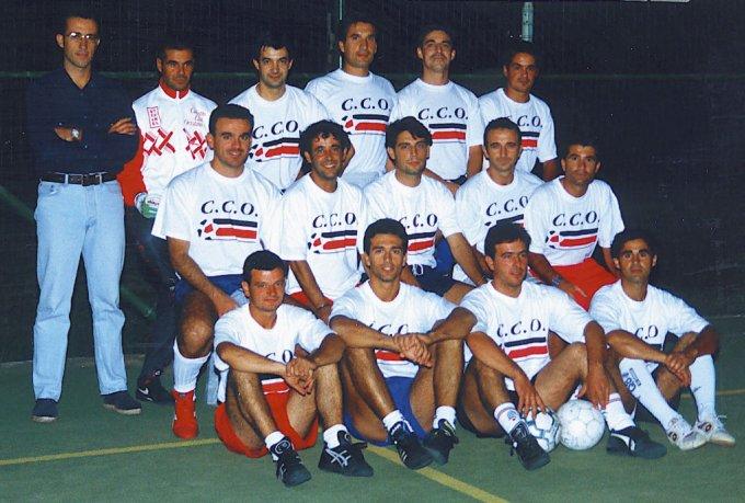 Calcetto Club Oristano · anni novanta