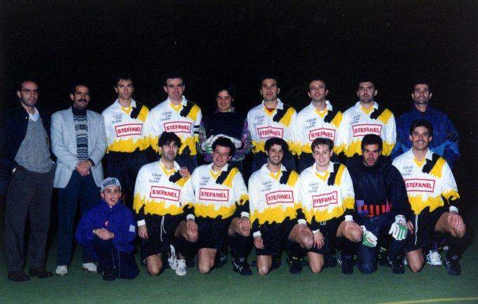 Calcetto Club Oristano anni 90