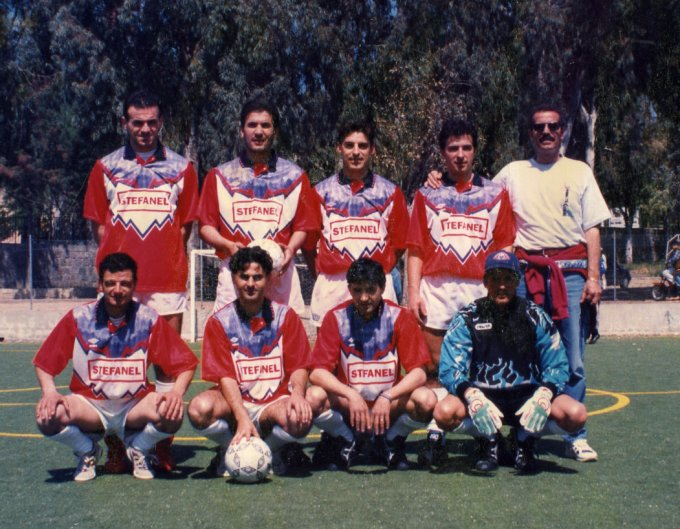 Calcetto Club Oristano · 1991