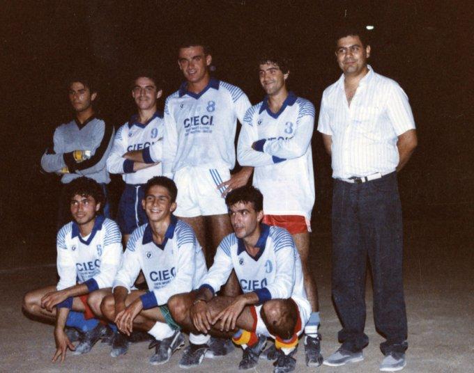 CIECI Calcetto · Ales 1986