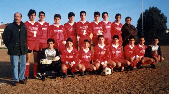 Don Bosco Calcio · anni novanta