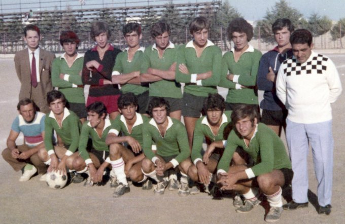 Don Bosco Calcio - 1971