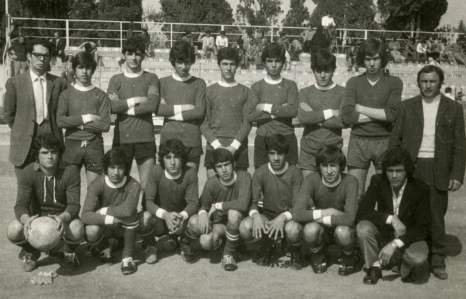 Don Bosco Calcio - Oristano 1972