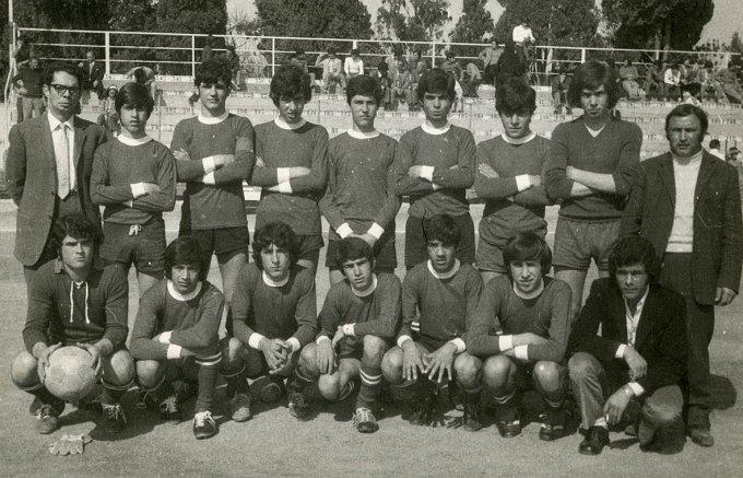 Don Bosco Calcio - Oristano 1972