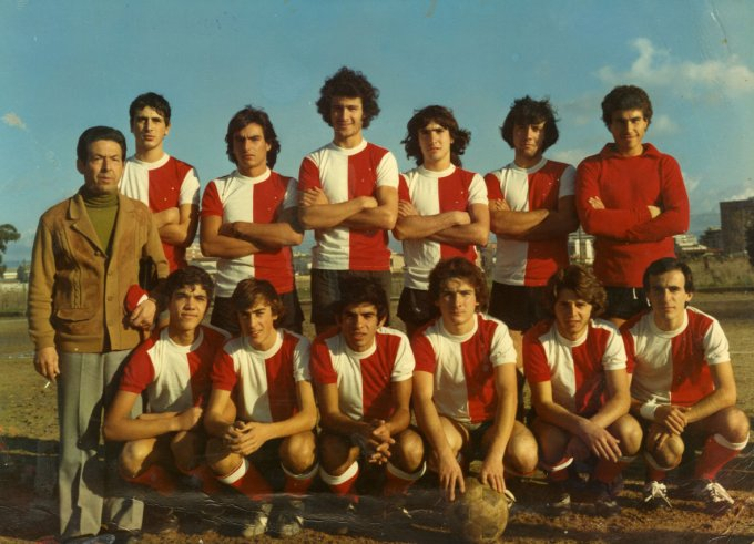 Don Bosco Calcio · Oristano 1975