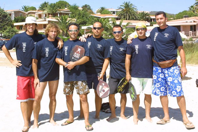 Eolo Beach Tennis 2003