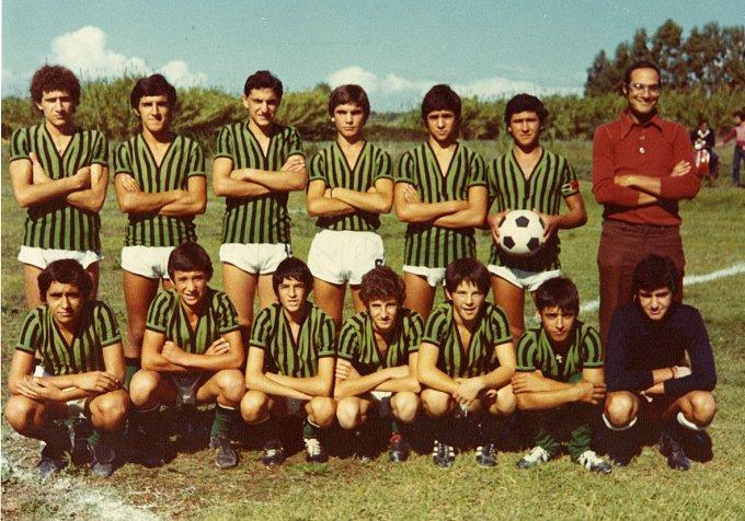 Folgore Calcio · Oristano anni settanta