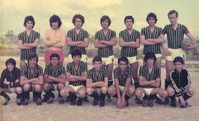 Folgore Calcio · anni settanta