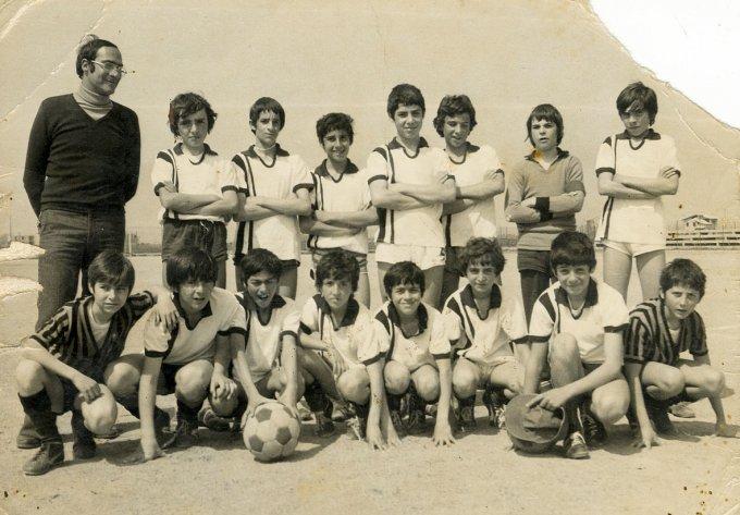 Folgore Calcio (Oristano) · 1974/75
