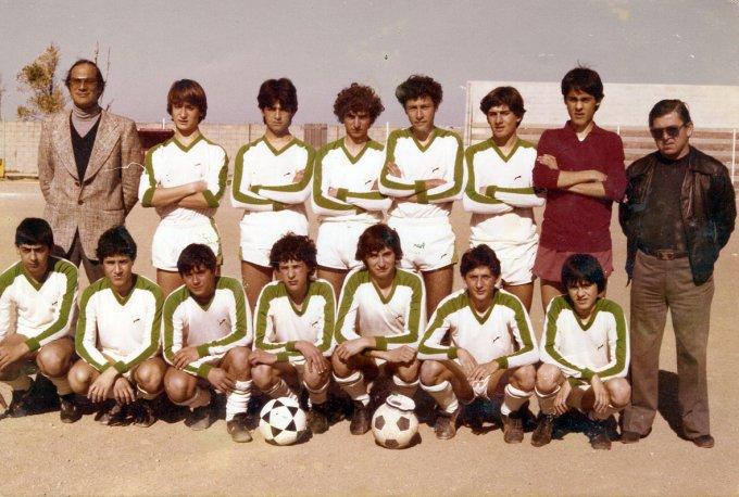 Folgore Calcio · Oristano 1978