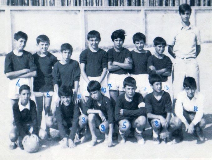 Folgore Giovanissimi 1967