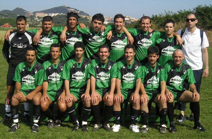 Folgore Calcio · Lloret del Mar (Spagna) 2005