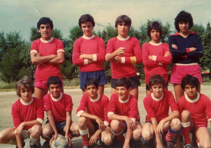 Folgore Calcio · Oristano 1974