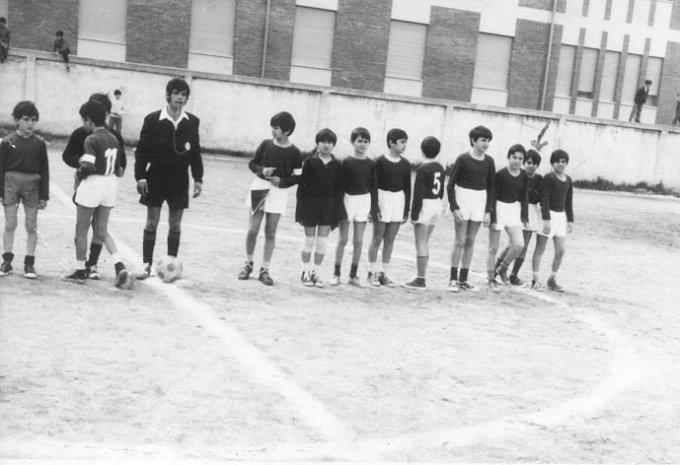 Frassinetti Calcio · Oristano 1971