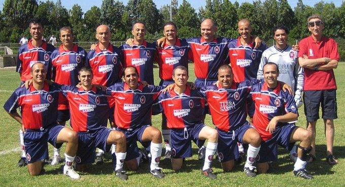 Fun&Fitness Oristano · Chianciano 2007