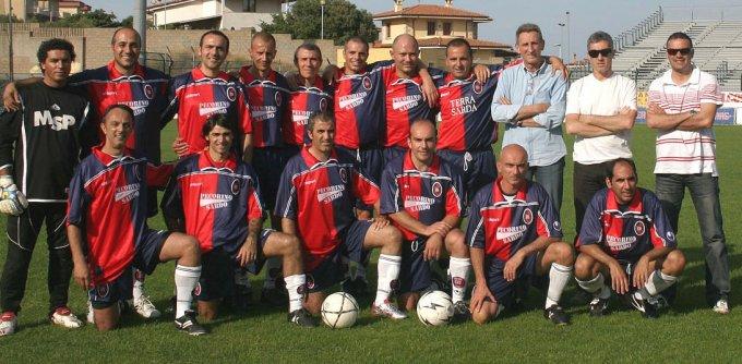Fun&Fitness Oristano · Tempio 2007