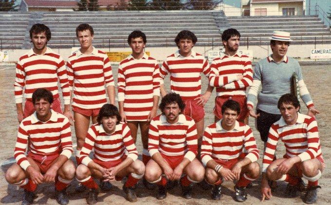 George Disco Bar Calcio · Oristano anni ottanta