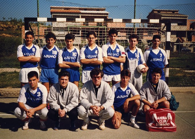 Handball Club Oristano 1990