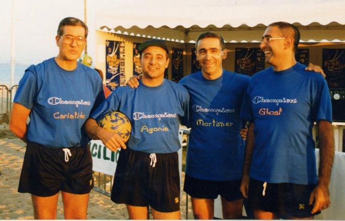 I Reperti - Torre Grande 1997