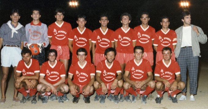 La Pineta Calcio · Samugheo 1985