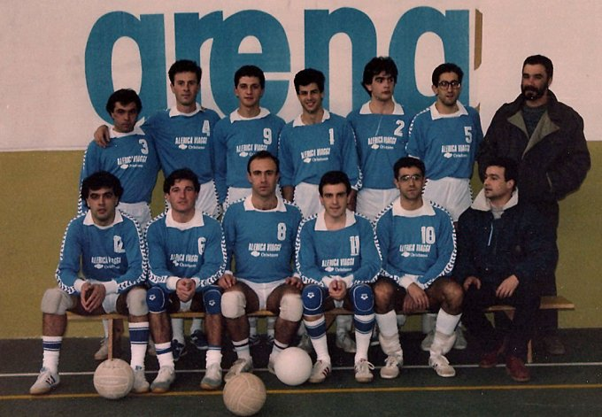 Libertas Daja · Oristano 1983