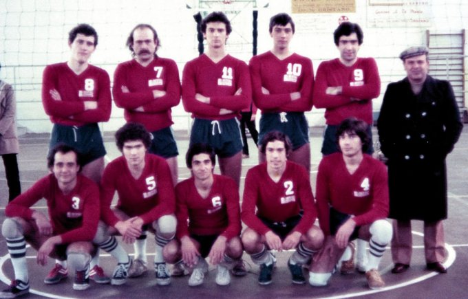 Libertas Pallavolo · Oristano 1977