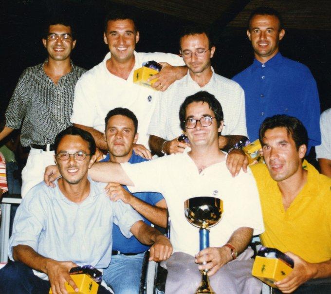 Lolamundo Beach Soccer · Torregrande 1997
