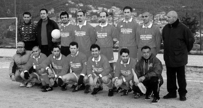 Olimpia Calcio · San Vero Milis 1997