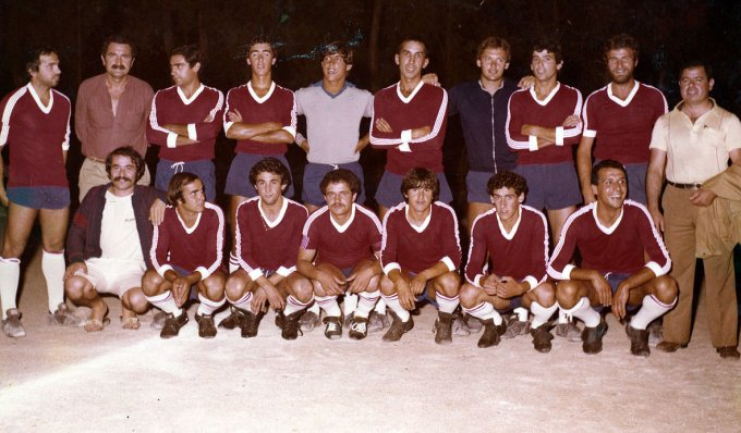 Oreficeria Rocca Calcio · Arborea 1981