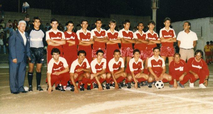 Oristanese Allievi 1985