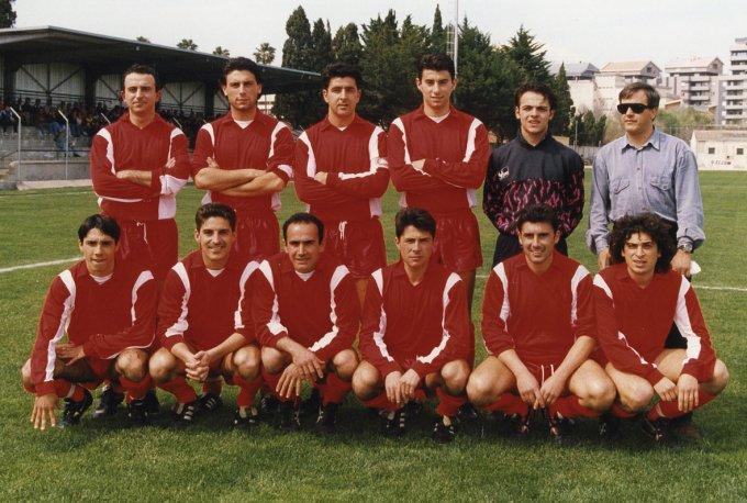Oristanese Calcio · anni novanta
