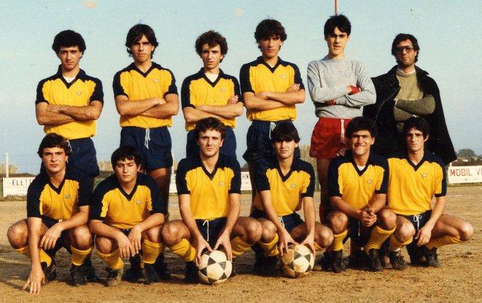 Oristanese Under 20 · 1983/84