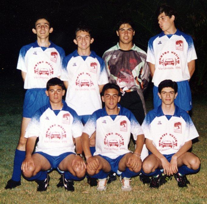 S'Alvure Calcetto · Oristano Torneo Pirina 1994