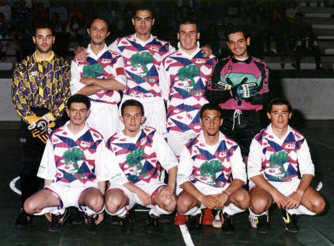 S'Alvure Calcetto · Oristano Torneo Pirina 1995