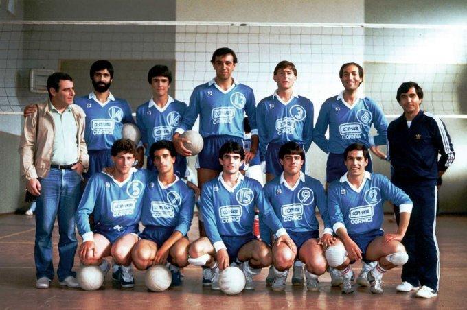 San Domenico Pallavolo - 1984