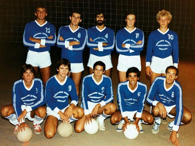 San Domenico Pallavolo Oristano 1981