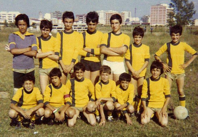 San Paolo Calcio · Oristano 1975