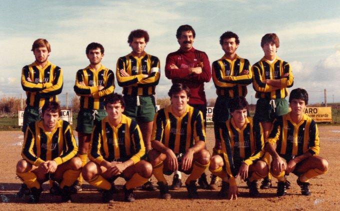 San Paolo Calcio · Oristano 1983