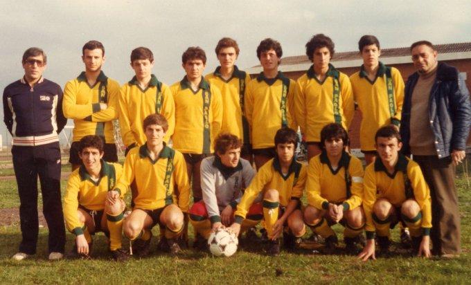 San Paolo Calcio - anni settanta